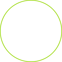 white clipboard with pencil vector image with green circle icon